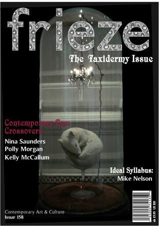 Изображение 5. Журналы недели: 10 актуальных изданий об искусстве.. Изображение № 2.