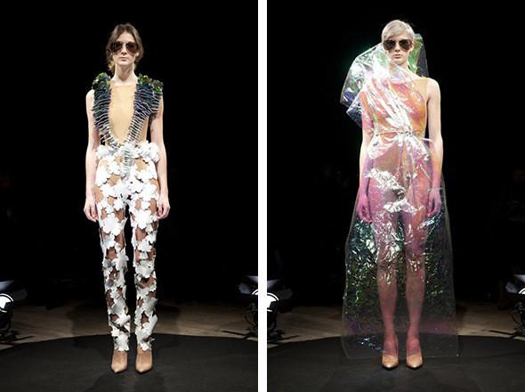 Изображение 3. Коллекции в цитатах: Haute Couture SS 2011.. Изображение № 4.