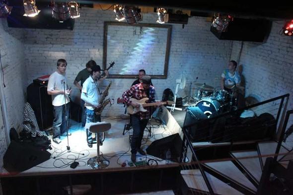 """Jazz Rock Party концерты по четвергам в клубе """"Доска"""". Изображение № 1."""