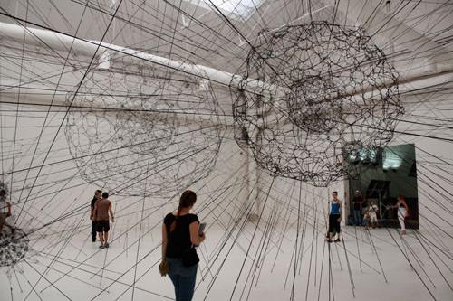 Международная выставка современного исскуства вВенеции. Изображение № 30.