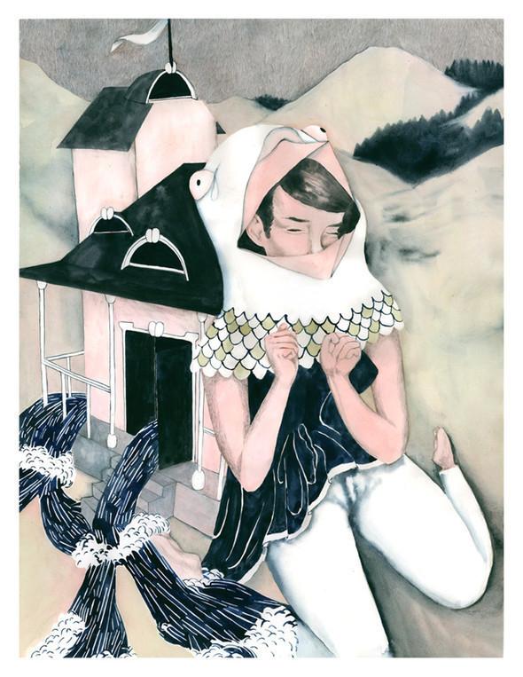 Иллюстрации Riikka Sormunen. Изображение № 24.