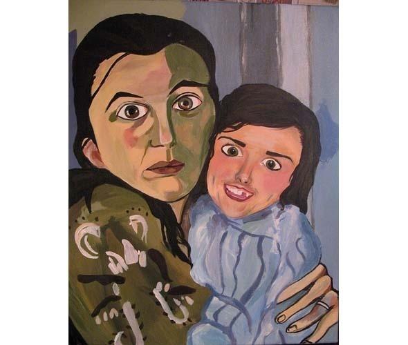 Изображение 65. Черты лица: 10 портретистов.. Изображение № 72.