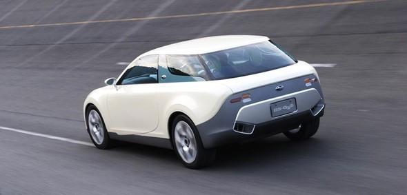 Немколько концептов. Subaru, Honda, Volvo. Изображение № 13.