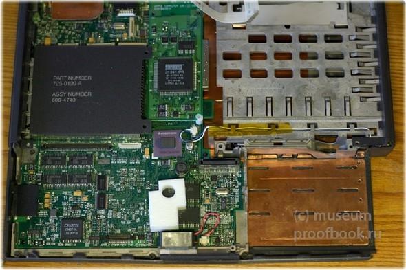 Ретро: Apple Powerbook 3400c200 97года. Изображение № 20.