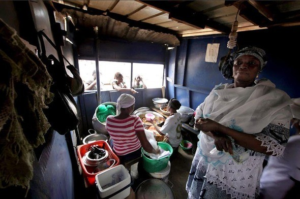 Изображение 17. Рыночные девушки из Ганы.. Изображение № 17.