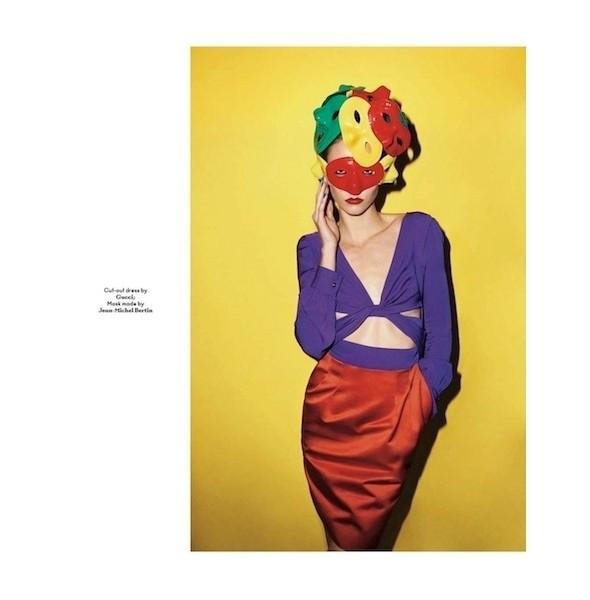Изображение 5. Съемки: AnOther, POP, Vogue и другие.. Изображение № 5.