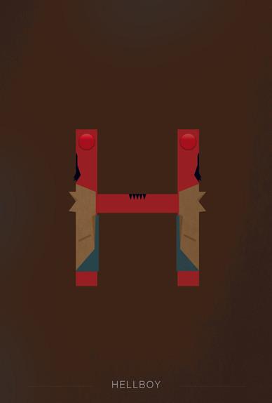 Гельветика и супергерои: Как сделать новый алфавит. Изображение № 14.