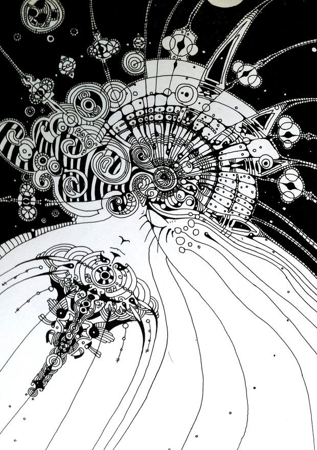 ether of geometry. Изображение № 15.