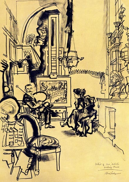 Американские иллюстраторы 40–60гг. ЧАСТЬ 1. Изображение № 52.
