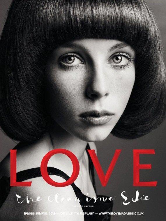 Love, Vogue и Zoo показали новые обложки. Изображение № 2.