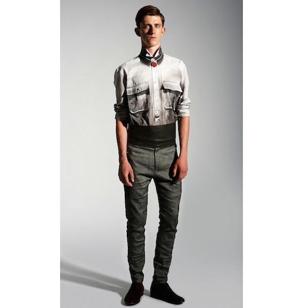 Мужские лукбуки: Alexander McQueen, Burberry и Undercover. Изображение № 10.