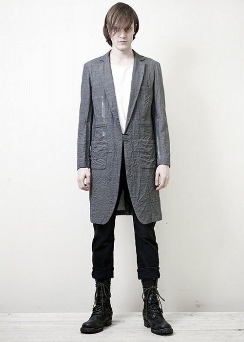 NUDE AW 2011 HOMME. Изображение № 8.
