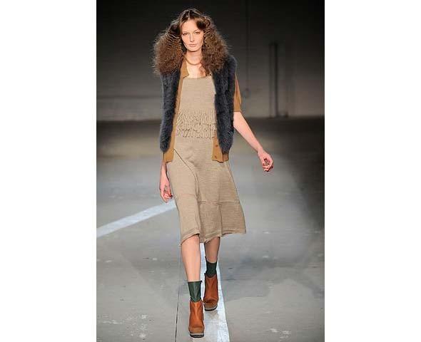 Неделя моды в Нью-Йорке: первые показы. Изображение № 58.