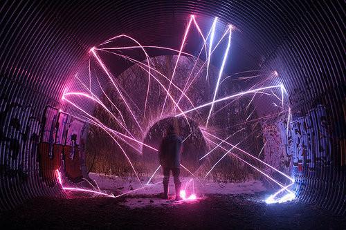 Да будет свет: 7 мастеров по световым граффити. Изображение № 42.