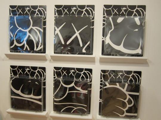 Выставка художника и дизайнера KAWS. Изображение № 27.