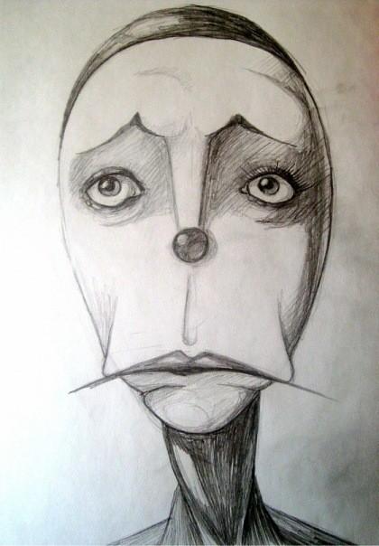 Импровизация рисования. Изображение № 5.