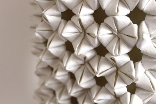 Мастер-класс «Возможности бумаги: оригами, бумагопластика». Изображение № 3.