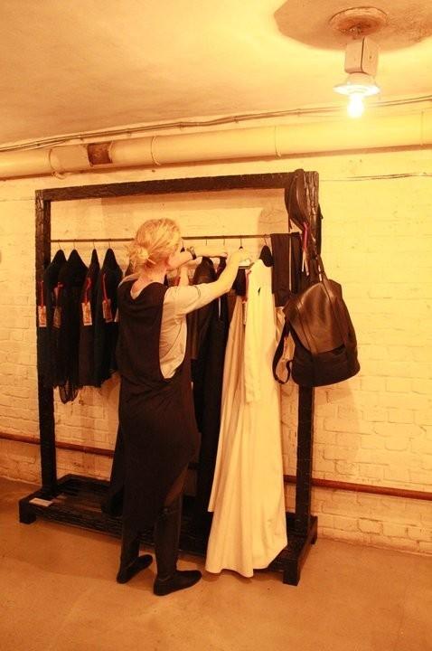 Капсульная коллекция бренда Anna October в Atelier 1. Изображение № 2.