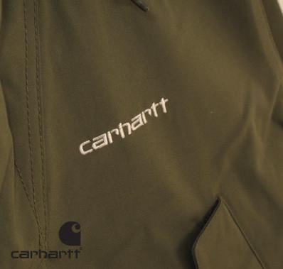 Carhartt, новые куртки и парка. Изображение № 8.