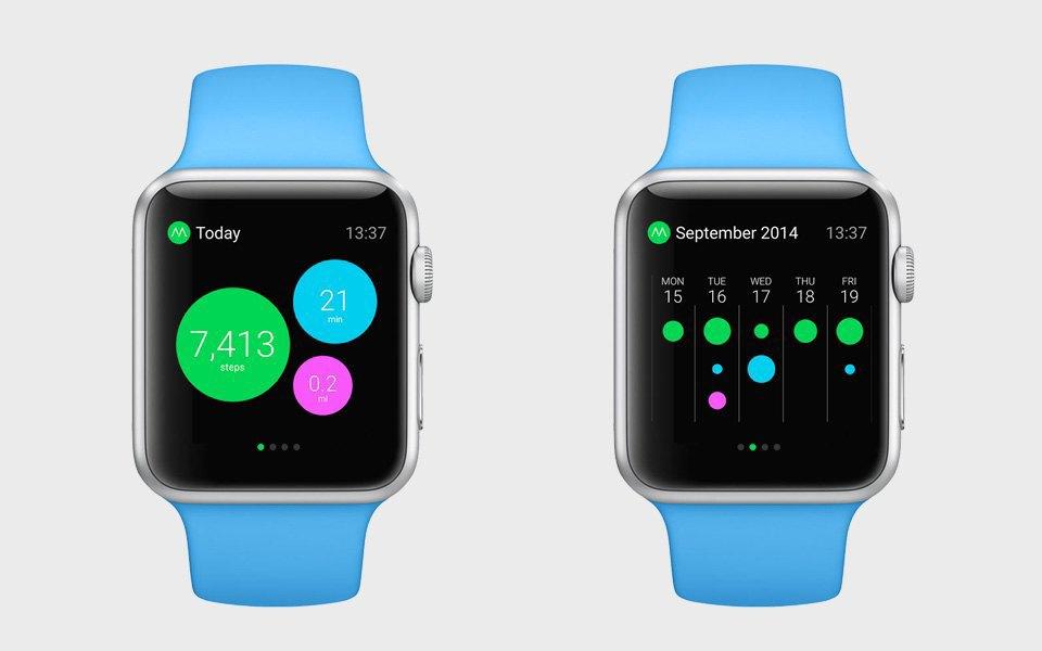 Какими будут приложения для Apple Watch. Изображение № 5.