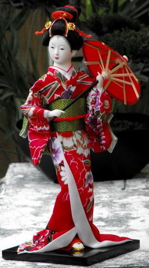 Кимоно: затылок — это самое сексуальное. Изображение № 12.