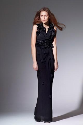 Изображение 2. Коллекция платьев от Роксаны Илинчич.. Изображение № 1.