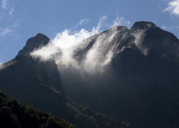 Пейзажи Кавказа. Изображение № 8.
