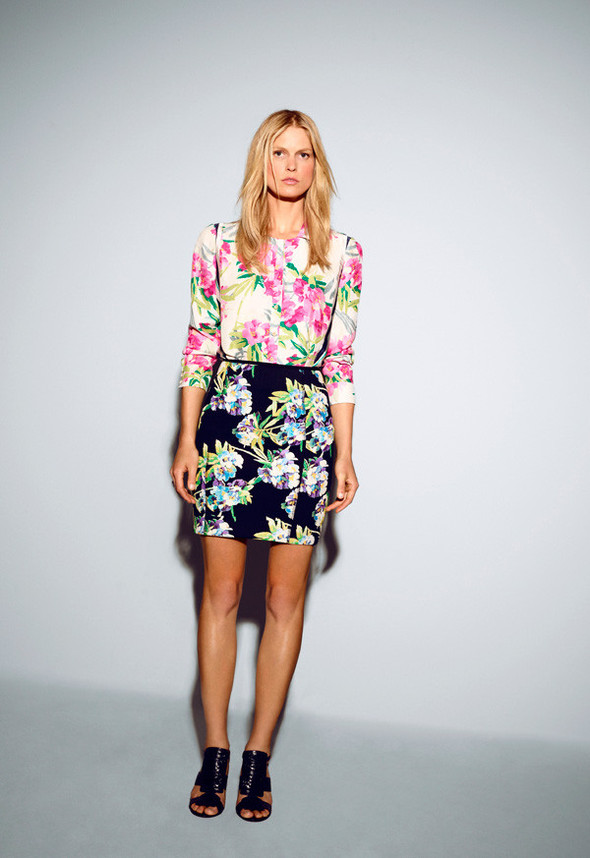 Elizabeth and James /Spring 2012/ Lookbook. Изображение № 9.