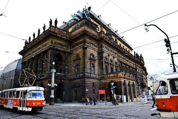 Прага. Изображение № 2.