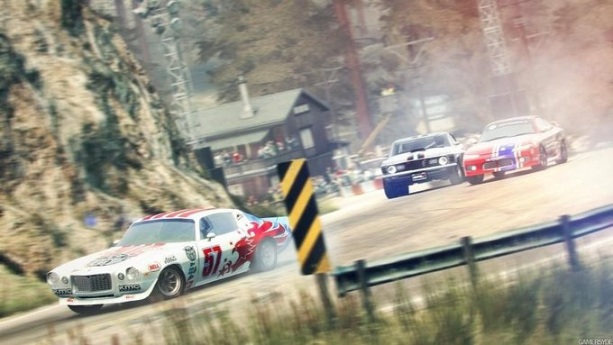 Скриншот из игры GRID 2. Изображение № 2.