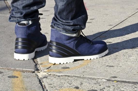 Ботинки Fort и Elmwood от Adidas Originals. Изображение № 3.