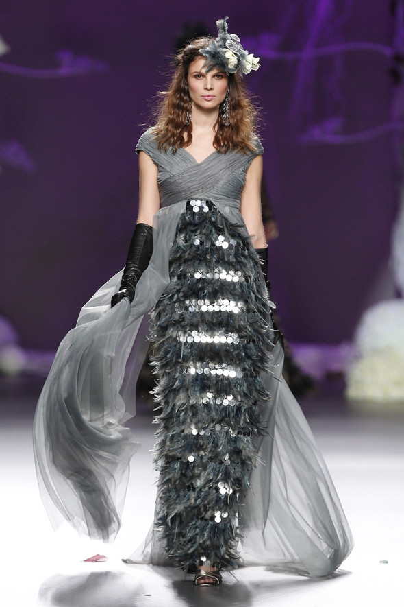 Madrid Fashion Week A/W 2012: Francis Montesinos. Изображение № 28.