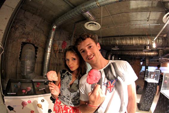 Изображение 12. STOYN Ice Cream.. Изображение № 4.