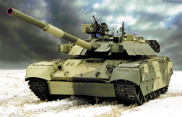 Изображение 2. Украинскими танками будут руководить транссексуалы.. Изображение № 1.