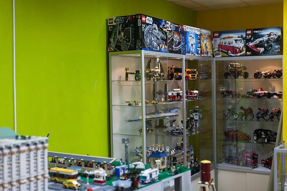 Как выглядит первый музей LEGO в Санкт-Петербурге. Изображение № 2.