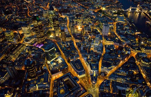 Изображение 1. Ночной LONDON.. Изображение № 1.