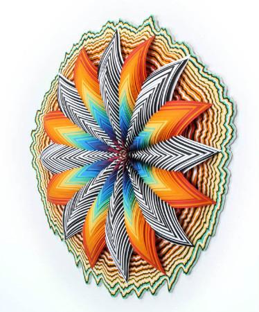 Современное оригами: 7 художников, работающих с бумагой. Изображение № 58.