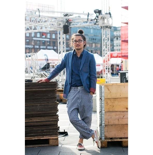 Луки с недель моды в Копенгагене и Стокгольме. Изображение № 6.