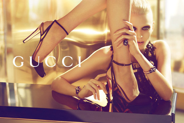 Кампания: Gucci SS 2012. Изображение № 8.
