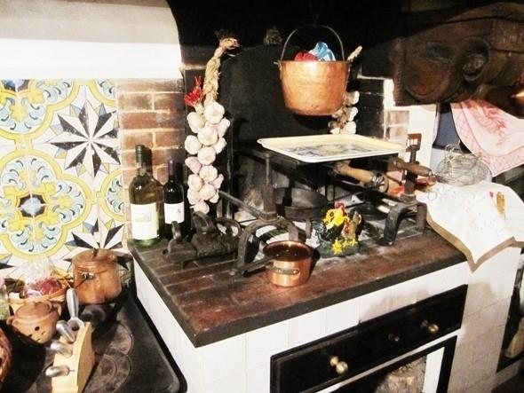 Изображение 12. Паста, антипаста и десерт из каштановой муки.. Изображение № 14.