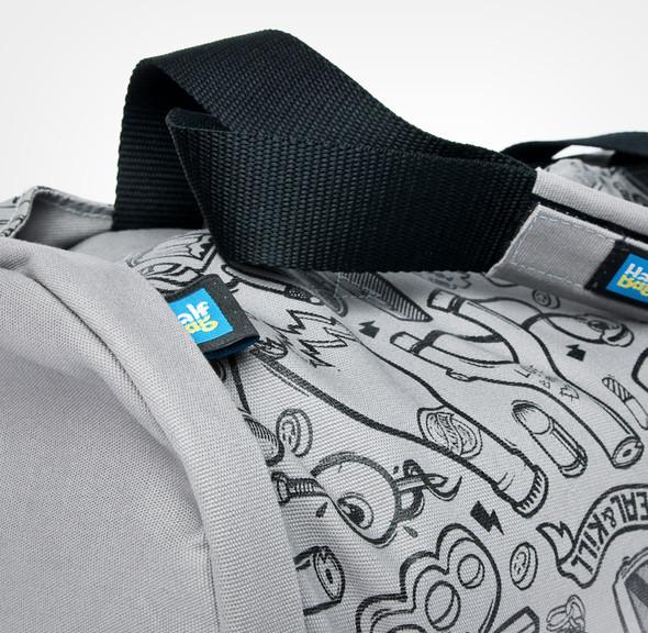 Фитнес-сумки от HalfBag. Изображение № 13.