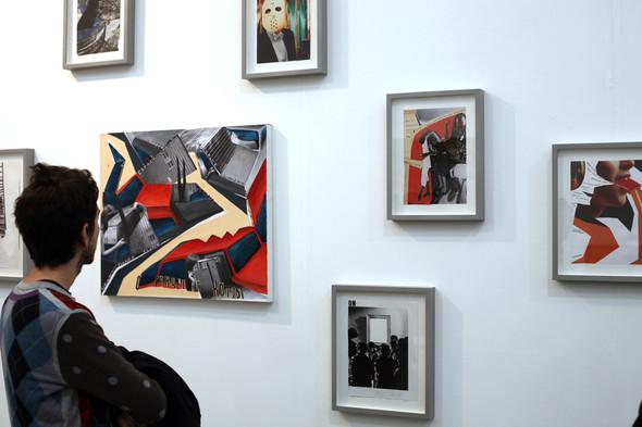 Лондон. Frieze. Современное искусство. Изображение № 8.