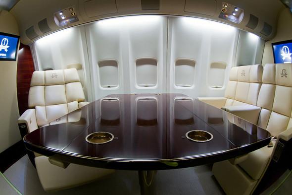 """Новый самолет Boeing 737-500 Imperial АК """"Трансаэро"""". Изображение № 5."""