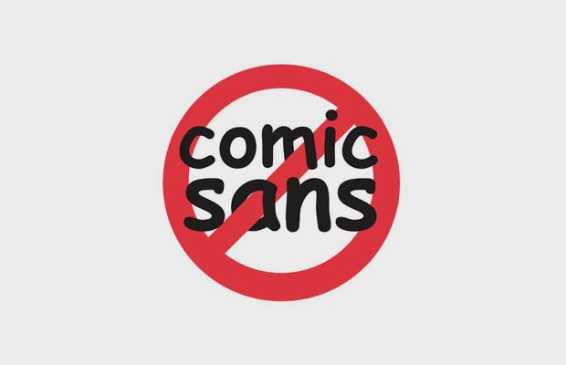 Почему все ненавидят Comic Sans?. Изображение № 4.