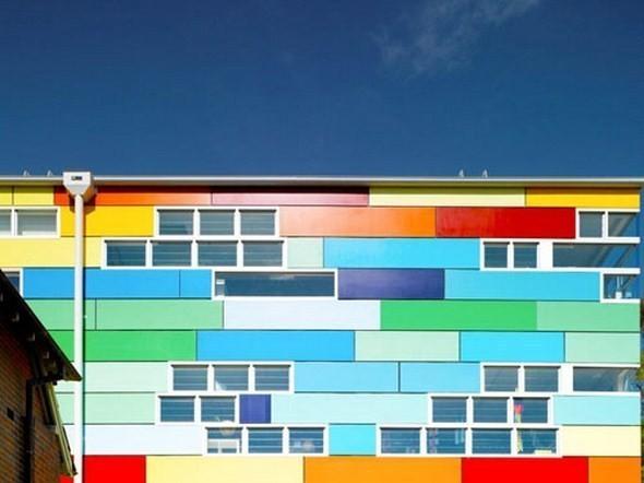 Изображение 5. Разноцветная школа от австралийских архитекторов.. Изображение № 5.