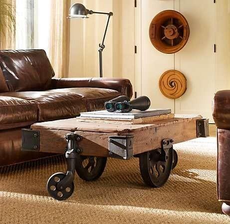 Неотёсанная мебелюшка. Изображение № 1.