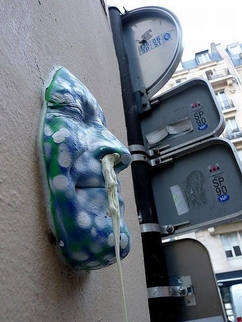 Стрит-арт в Париже. Изображение № 32.