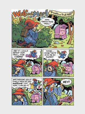13 молодых авторов комиксов, за которыми нужно следить. Изображение № 22.