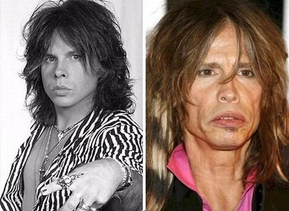 Знаменитые люди: тогда и сейчас. Изображение № 25.