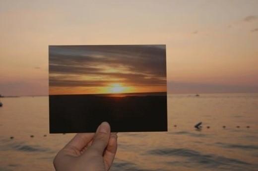 Фотография в фотографии. Изображение № 27.